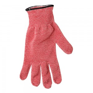 Перчатки разноцветные с защитой от порезов