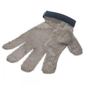 Перчатки кольчужные с защитой от порезов San Jamar MGA515