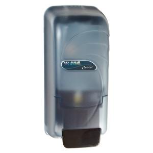 Диспенсер механический для жидкого мыла и пены San Jamar S890